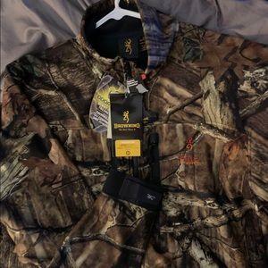 Browning Hell's Canyon Mossy Oak Camo jacket/pants